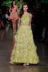Elie Saab :Haute couture printemps-été 2015